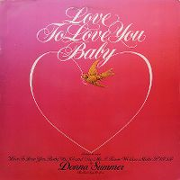 Cover Donna Summer - Love To Love You Baby [1977]